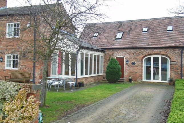 Thumbnail Detached house to rent in Smithy Bank, Acton, Nantwich