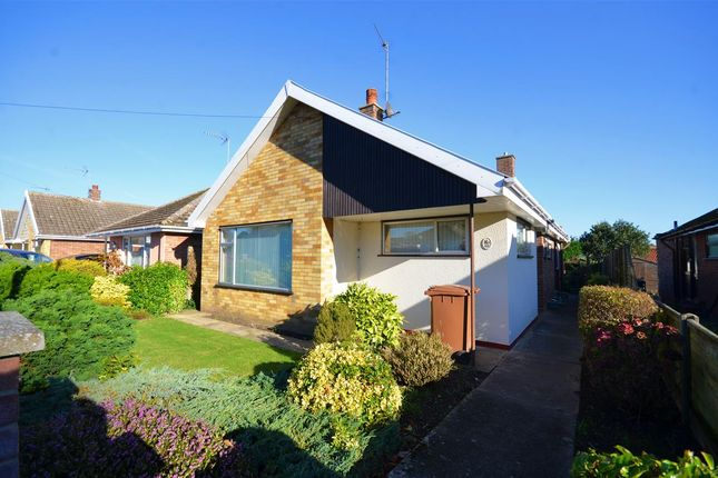 Thumbnail Bungalow for sale in Glebe Road, Acle, Norwich