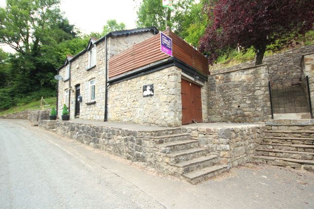 Thumbnail Detached house for sale in Blackrock, Abergavenny