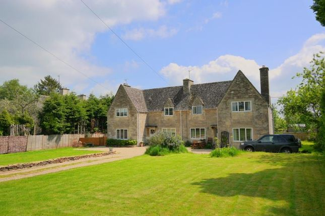 Thumbnail Semi-detached house to rent in Charlton Down, Tetbury
