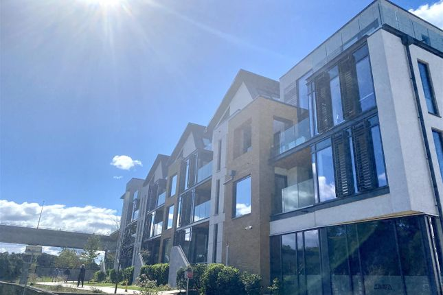 Thumbnail Flat for sale in Severn Quay, Chepstow