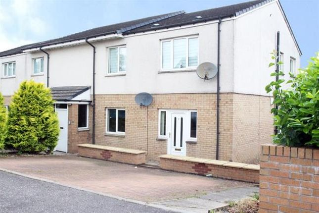 Thumbnail Flat for sale in Woodneuk Road, Gartcosh