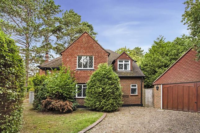 Thumbnail Detached house to rent in Twinoaks, Cobham