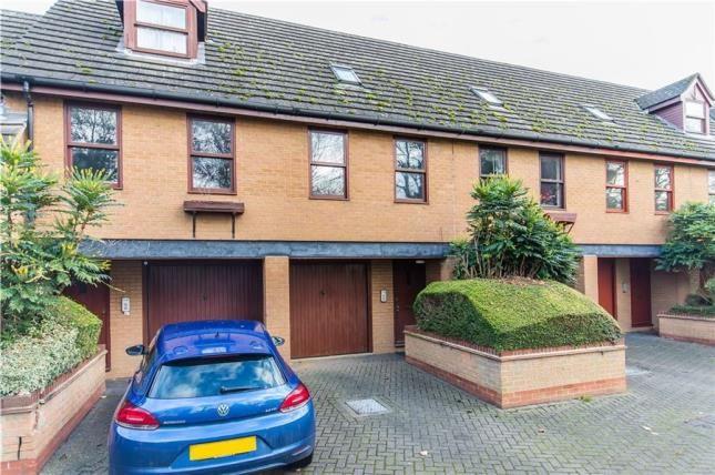 Thumbnail Terraced house for sale in Impington, Cambridge