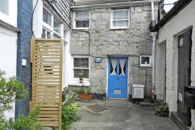Thumbnail Terraced house for sale in Back Street, St. Ives