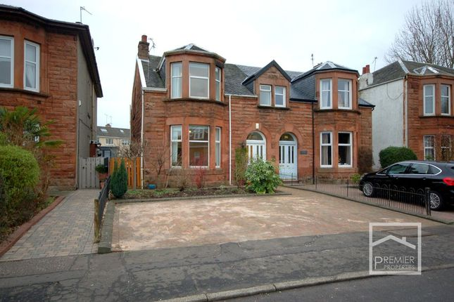 Thumbnail Semi-detached house for sale in Kylepark Drive, Uddingston, Glasgow