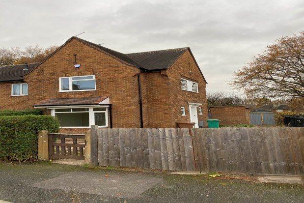 Thumbnail Semi-detached house to rent in Rushford Drive, Nottingham