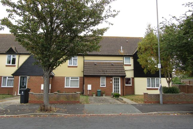 1 bed terraced house to rent in Highfield Avenue, Dovercourt, Harwich, Essex CO12