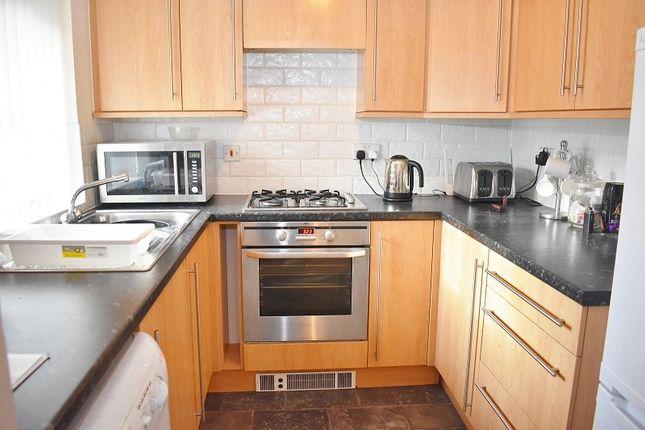 Kitchen of Longacres, Brackla, Bridgend. CF31
