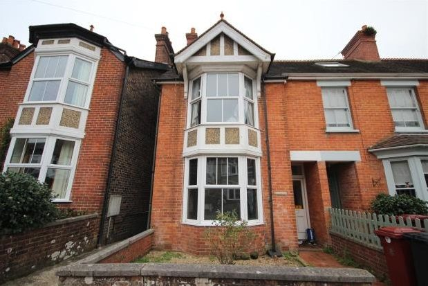 Thumbnail Flat to rent in Ashfield Road, Midhurst
