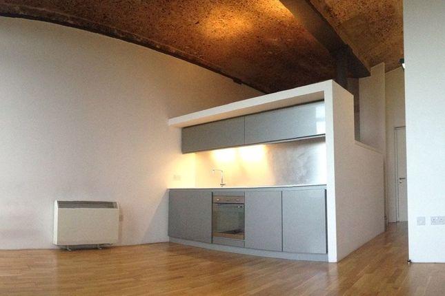 Thumbnail Studio to rent in Studio, Velvet Mill, Loft Style Apartment