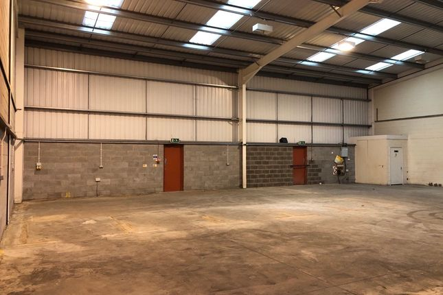 Thumbnail Industrial to let in Kingsway West Business Park, Moss Bridge Road, Rochdale