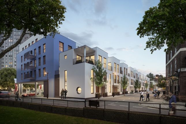 Thumbnail Town house for sale in Edgware Rd, London