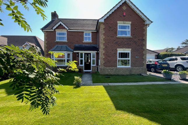 Thumbnail Detached house for sale in Cooks Gardens, Wraxall, North Somerset