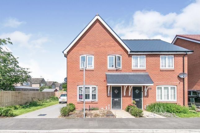 Thumbnail Semi-detached house for sale in Tylneys Road, Halstead