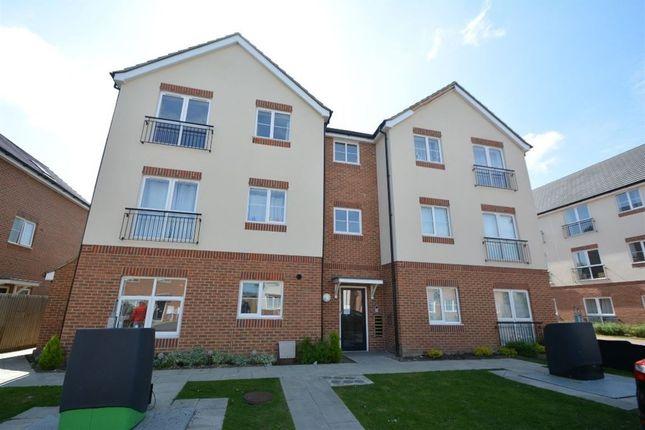 Thumbnail Flat to rent in Frederick Drive, Walton, Peterborough