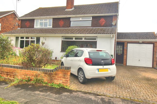 Thumbnail Semi-detached house to rent in Ingram Avenue, Bedgrove