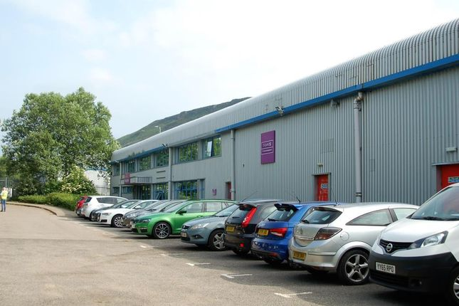 Thumbnail Industrial to let in Dinas Isaf Industrial Estate, Williamstown, Tonypandy