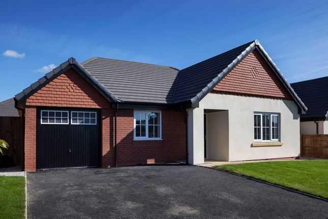 3 bed detached bungalow for sale in Plot 2, The Yewdale, Long Meadow, Much Hoole PR4