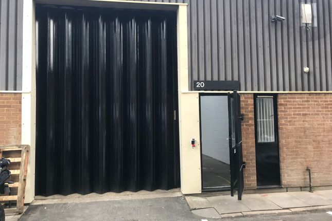Thumbnail Industrial to let in Crampton Street, London