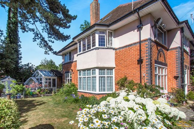 Thumbnail Flat for sale in Chessel Avenue, Boscombe, Bournemouth