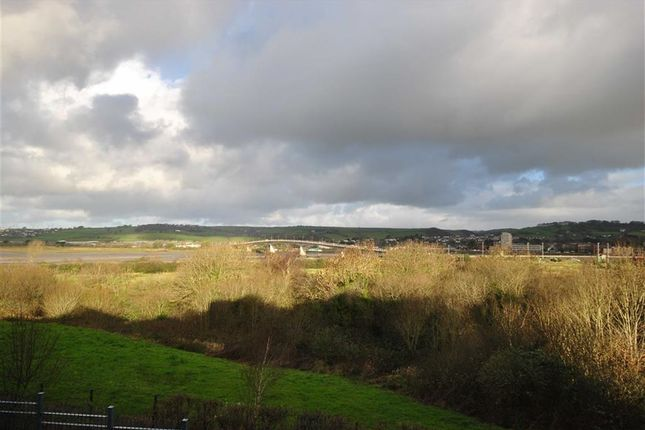 Thumbnail Flat for sale in Cleave Road, Sticklepath, Barnstaple