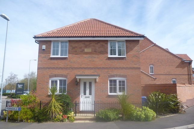 Thumbnail Detached house to rent in Mansfield