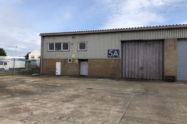 Thumbnail Industrial to let in Unit 5A, Unit 5A, Tweed Road Industrial Estate, Tweed Rd, Clevedon