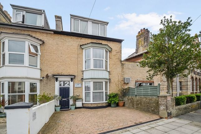 Thumbnail Terraced house for sale in Stunning Victorian Terrace, Grange Road, Close To Weymouth Seafront