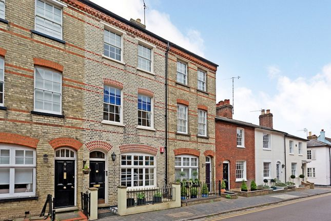 Thumbnail Town house to rent in Spicer Street, St.Albans