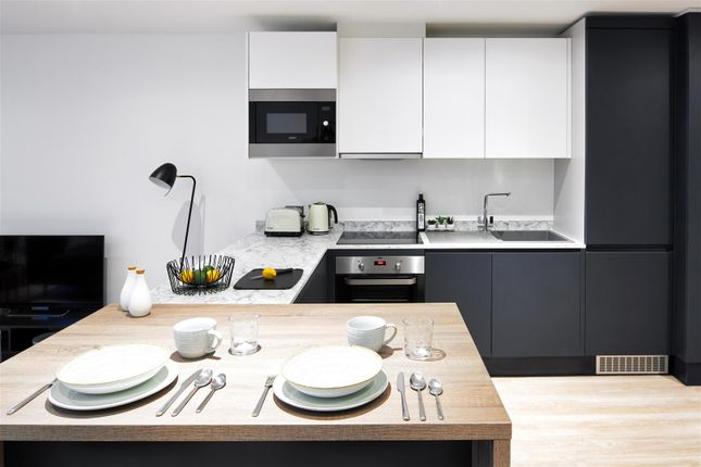Kitchen (3) of Dearmans Place, Salford M3