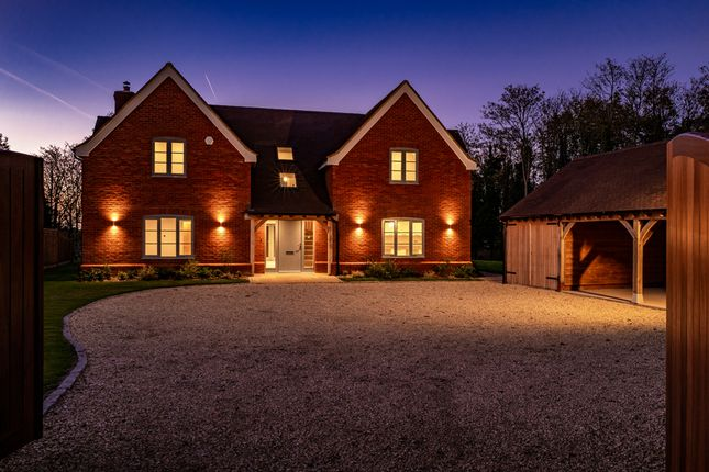 Thumbnail Detached house to rent in Braemar House, Lewknor
