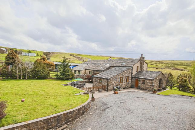 4 bed semi-detached house for sale in Dean, Bacup OL13