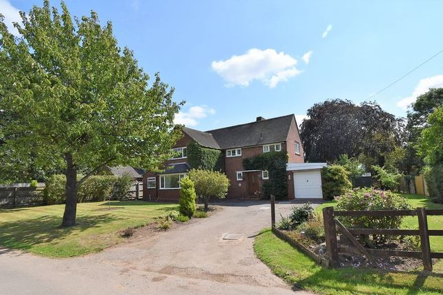Thumbnail Detached house for sale in The Ivy, Grove Lane, Rodington, Shrewsbury