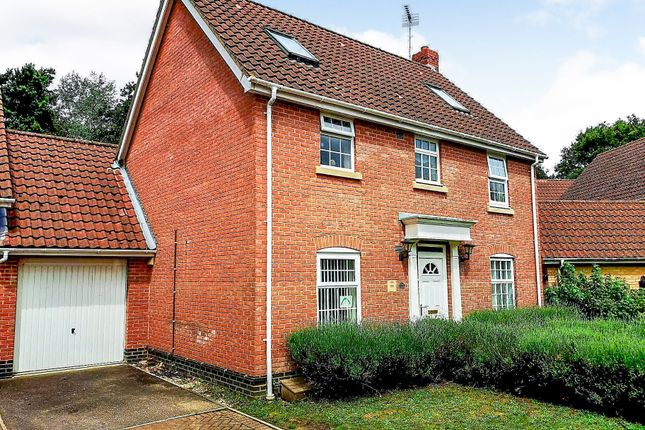 Detached house for sale in Whitley Close, Old Catton, Norwich