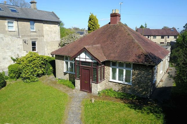 Thumbnail Bungalow for sale in The Avenue, Combe Down, Bath