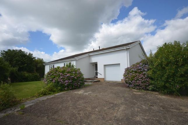Thumbnail Bungalow to rent in The Coppice, Dawlish