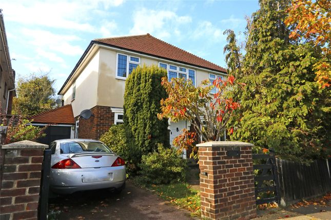 Thumbnail Detached house for sale in Bilton Road, Hadleigh