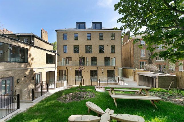 Thumbnail Flat for sale in Myers Court, Elms Road