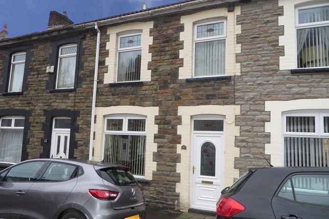 Thumbnail Terraced house for sale in Glandwr Street, Abertillery