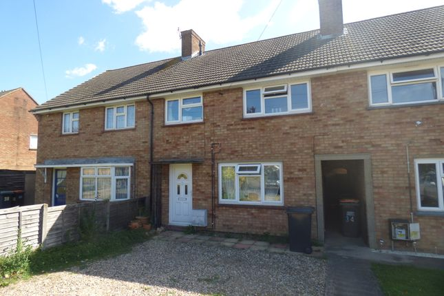 Thumbnail Terraced house to rent in Tithe Barn Road, Wootton