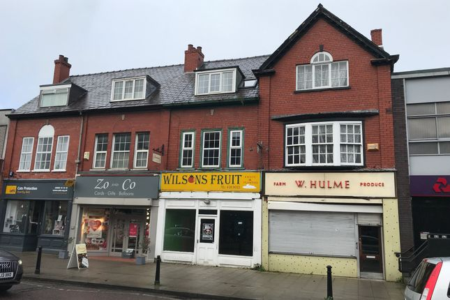 Thumbnail Retail premises to let in High Street, Cheadle