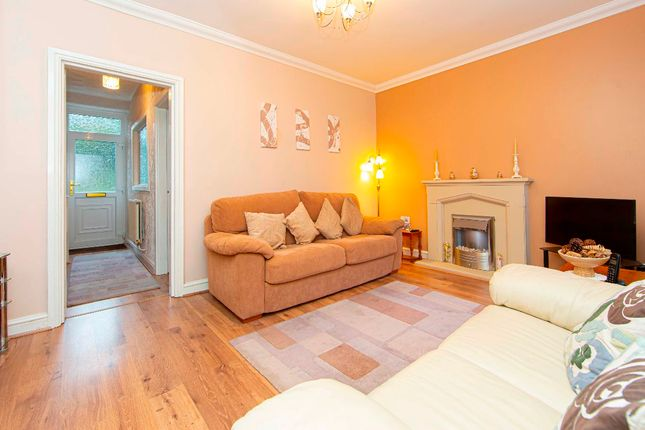 Thumbnail Terraced house for sale in Hylton Terrace, Bedlinog, Treharris