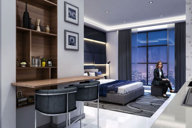 Azizi Berton Residence, Jumeirah Village, Dubai, United Arab Emirates