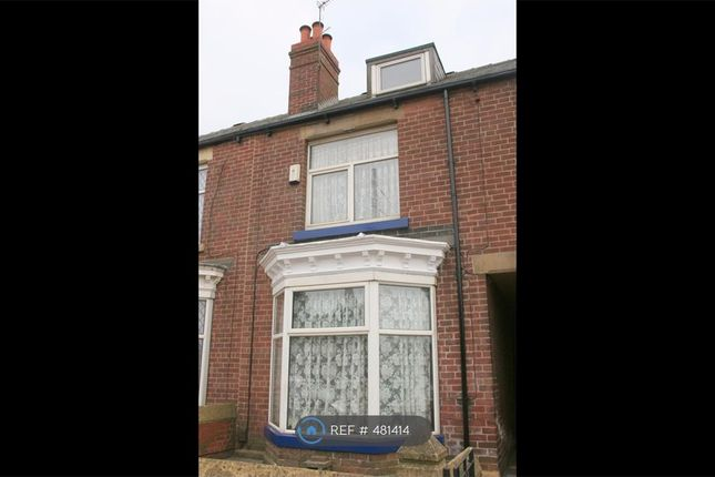 Thumbnail Terraced house to rent in City Rd, Sheffield