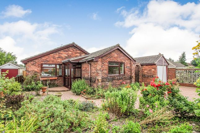 3 bed detached bungalow for sale in Station Road, Lingwood, Norwich