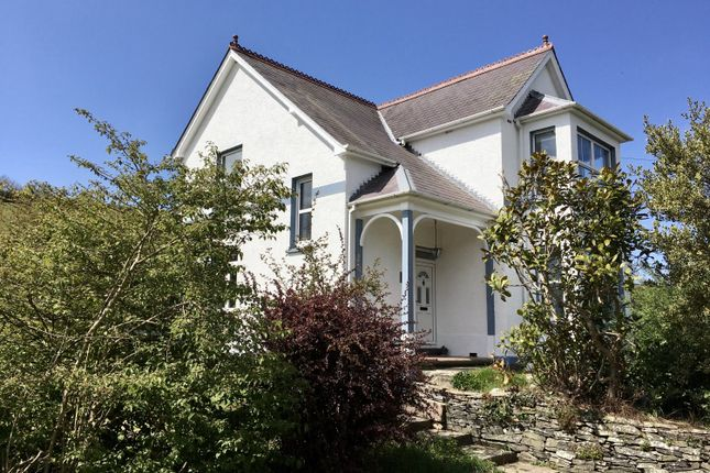 Thumbnail Detached house for sale in Pentrecagal, Newcastle Emlyn