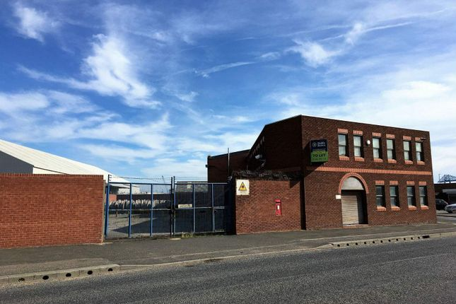Thumbnail Industrial to let in North Road, Middlesbrough