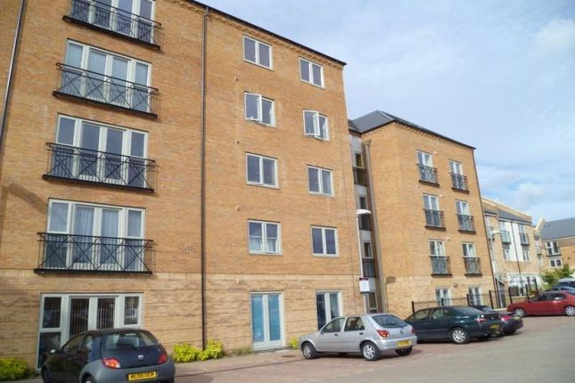 Thumbnail Flat to rent in Checkland Road, Thurmaston, Leicester