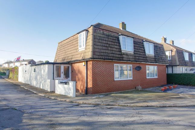 3 bed semi-detached house for sale in Heights Terrace, Dover